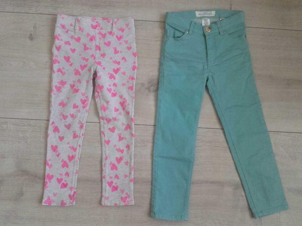 Legginsy i spodnie HM 110 cm
