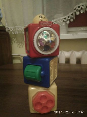 Zestaw fisher price