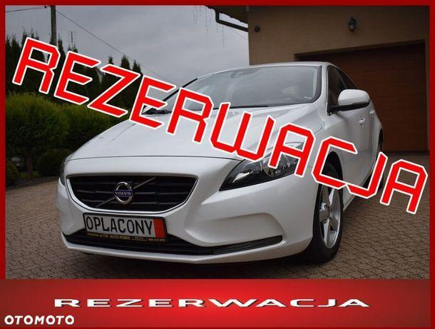Volvo V40 2.0 Diesel Led Kamera Cofania Nawigacja/OPŁACONE!!!