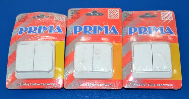 Łącznik kołyskowy świecznikowy, typ: WNt-500P, Elda, seria Prima