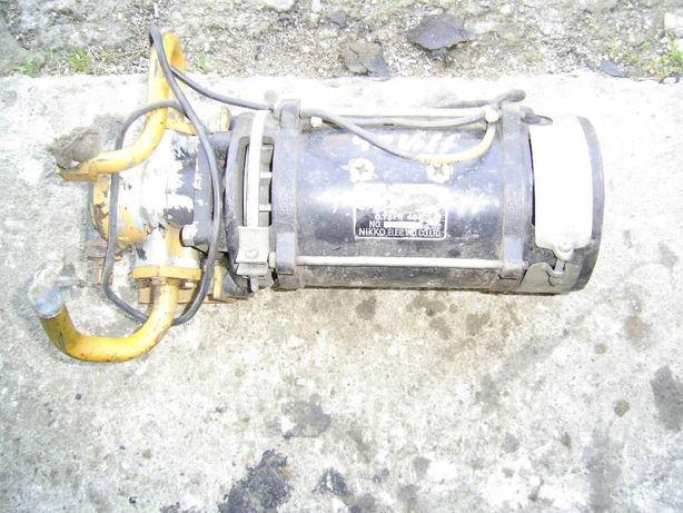 Pompa hydrauliczna .