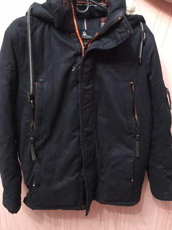 Курточка зимняя, теплая