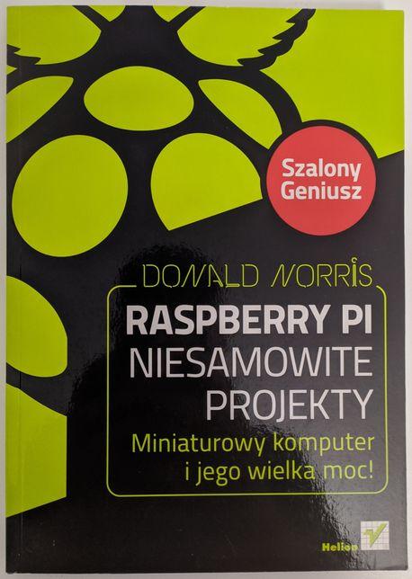 Książka Raspberry PI. Niesamowite projekty 2014