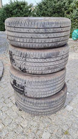 Komplet opon Pirelli Scorpion 255/45 R19 100V Produkcja 1216