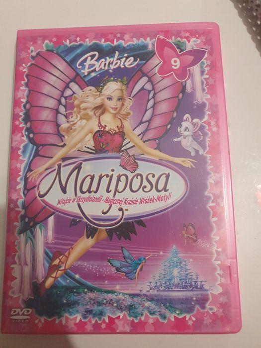 Barbie Mariposa DVD Świebodzin - image 1