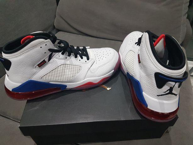 Nowe Nike Air Jordan Mars 270 White r. 44.5