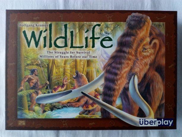 Jogo Tabuleiro WildLife de Wolfgang Kramer (Tikal Colosseum El Grande)