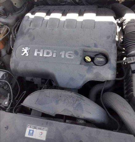 Motor peugeot 2.0HDI RHR