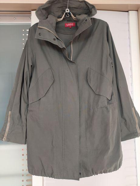 Плащ пальто куртка кардиган ветровка весна осень М - L размер