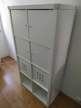 Estante KALLAX IKEA 147*77cm