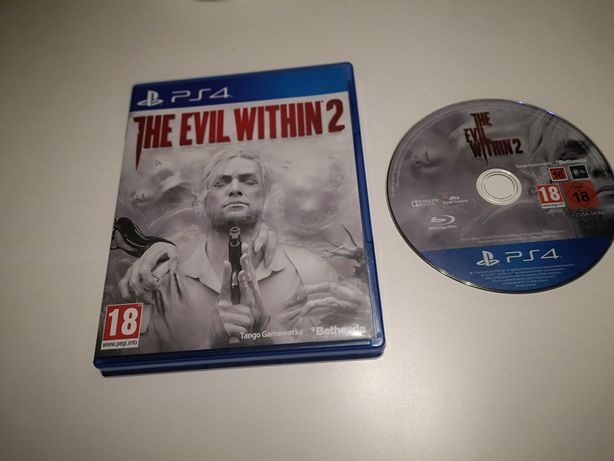 The Evil Within 2, gra playstation Ps4