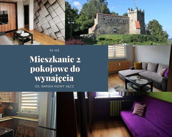 2 pokojowe mieszkanie wynajmę Barska