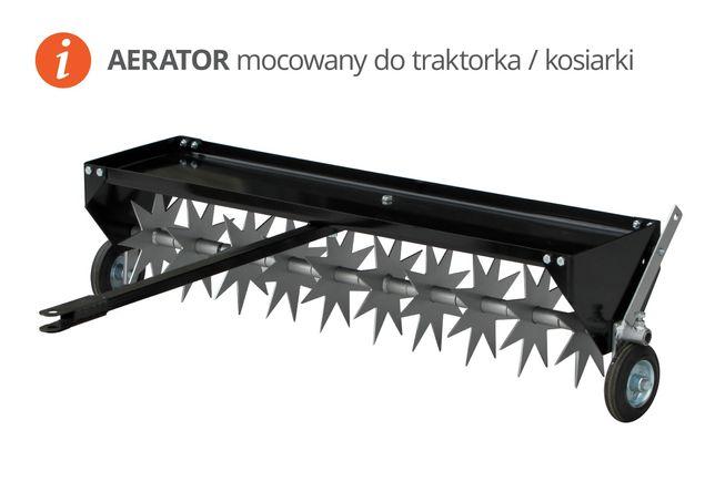 Aerator Wertykulator Traktorek Kosiarka Areator