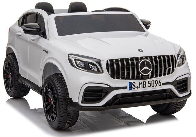 Auto na Akumulator Mercedes GLC 63S- 3-kolory,babyland lodz/gwarancja