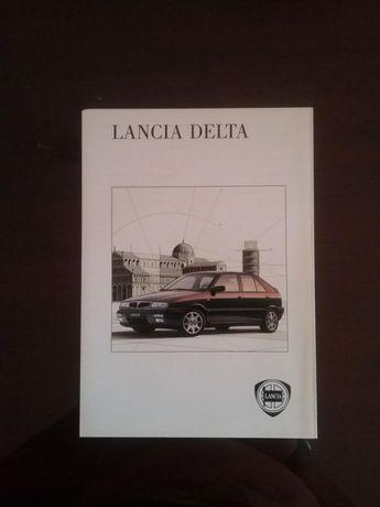 Catálogo stand Lancia Delta