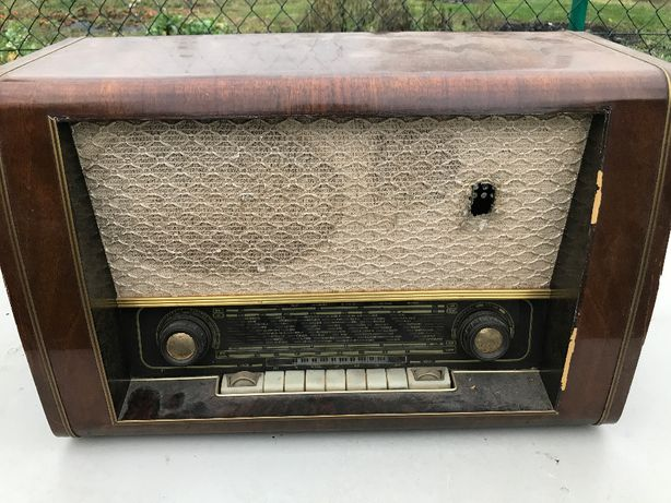 Stare Radio z Niemiec