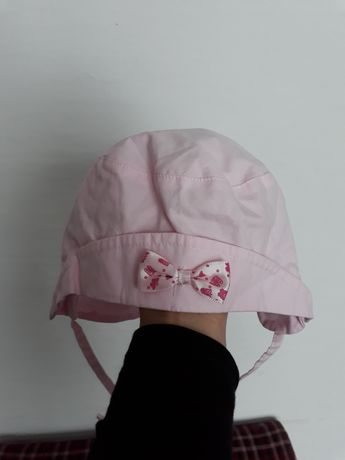 Nowy kapelusz różowy
