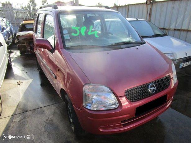 Carros 2573 MOT Z12XE KO OPEL / AGILA / 2001 / 1.2 I / MOT Z12XE /