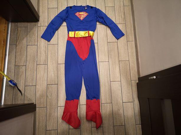 Strój Supermana Superman roz.7-8lat(122-128cm)