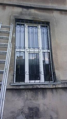 Решетки на окна Одесса (открывающиеся, пузатые, и т.д.) !!!