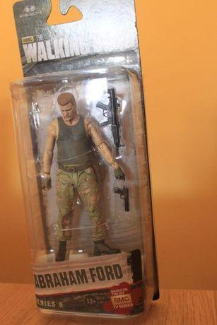 Figura AMC The Walking Dead Series 6 - Abraham Ford - McFarlane Toys