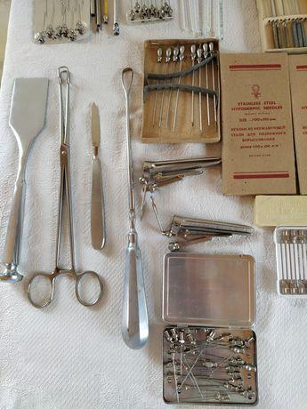 Медицинские инструменты.