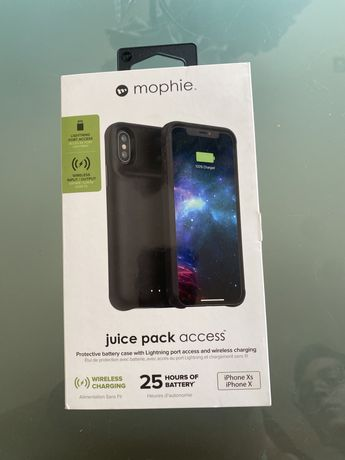 Capa com bateria extra para Iphone x/xs
