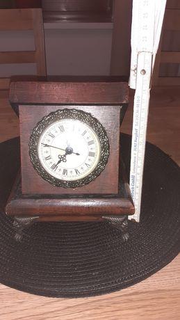 Zegar  drewniany  składany