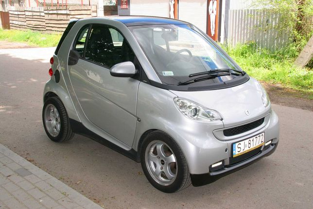 Smart For Two 1л 2010р