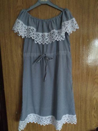 Платье сарафан на девочку 9-11 лет
