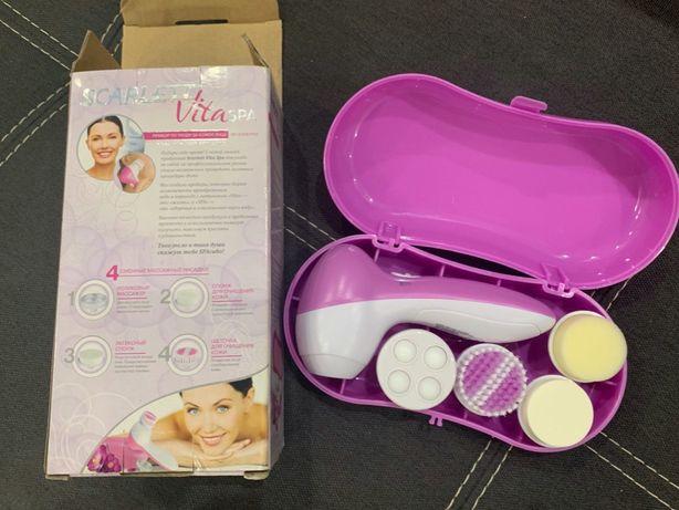 продам прибор по уходу за кожей лица SCARLETT Vita SPA SC-CA301F02