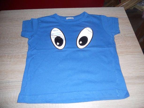 Bluzeczka na 4 latka SIMPLE KIDS