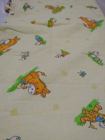 Защита и балдахин на детскую кроватку