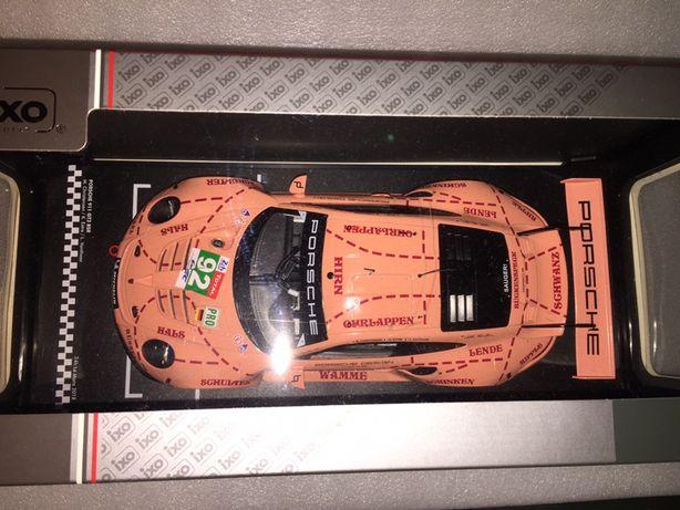 Porsche 911 (991) RSR #92 Classe Vencedora LMGTE 24h LeMans 2018 Pink