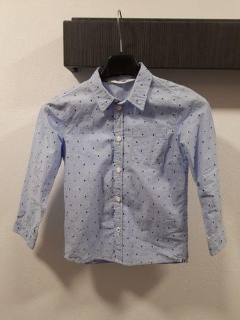 Koszula chłopięca rozmiar 116 i 98