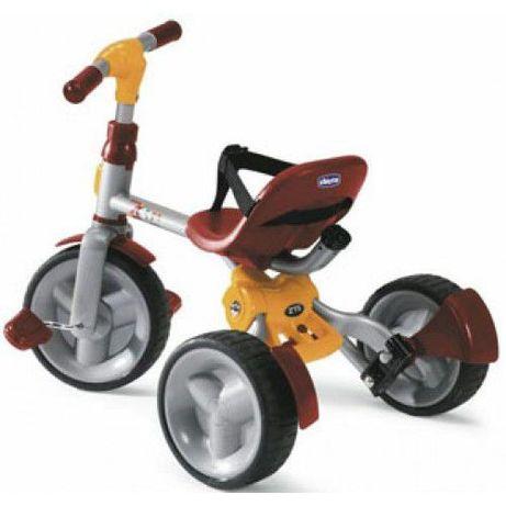 Triciclo criança Zoom Trike Chicco COMPLETO