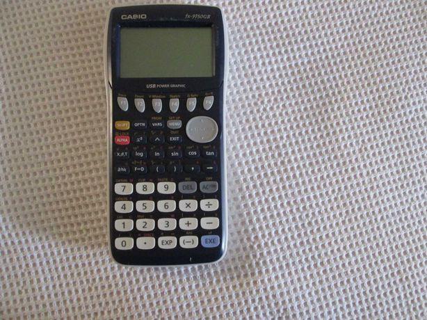 Calculadora CASIO fx-9750 GII