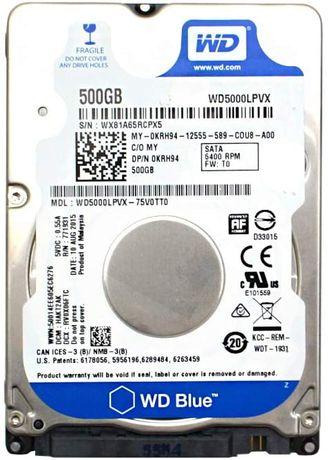 Dysk Twardy WD XBOX ONE oryginalny 500GB