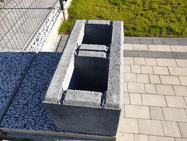 Semmelrock Sonnblick - kamień, pustak dwustronnie łupany.