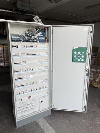Szafa rozdzielnia elektryczna 86x200x26 cm STIEBEL