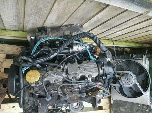 Motor opel 2000 injeção c20ne (c20se c20xe swap)