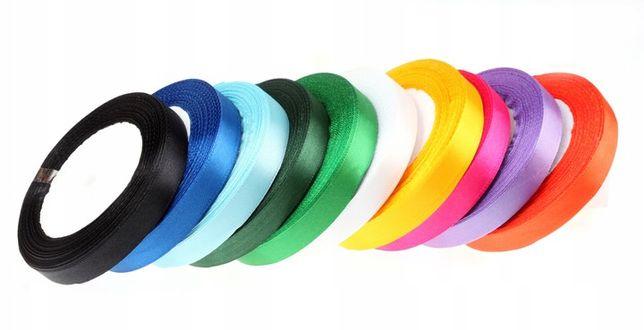 SN630 zestaw tasiemek mix 10szt kolorów 12mm