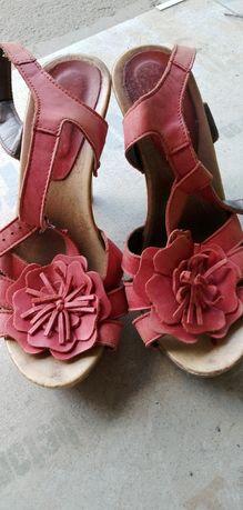 Sandały szpilki Lasocki r. 37