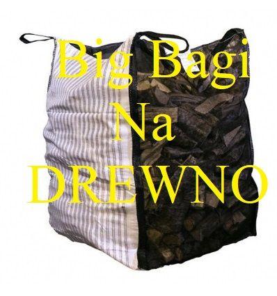 Worek Big Bag do Drewna Wentylowany 190cm