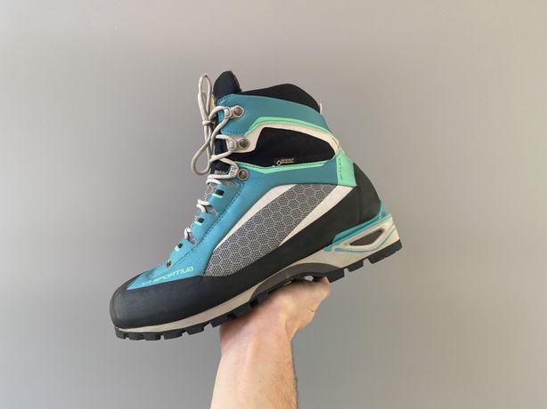 Размер 40.5 25.5 см Треккинговые ботинки LA Sportiva Gore-Tex