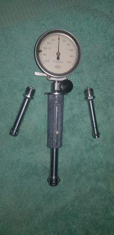 Нутромер 10-18 мм шариковый