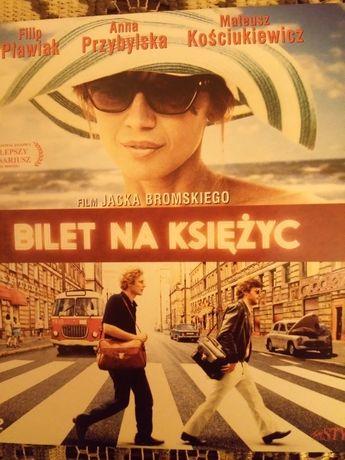 Film DVD, Bilet Na Księżyc,ostatni film Anny Przybylskiej