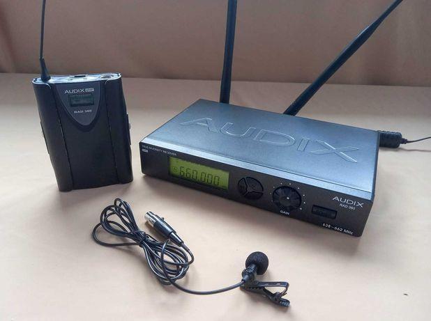 Радіосистема Audix RAD 360 з петличним мікрофоном