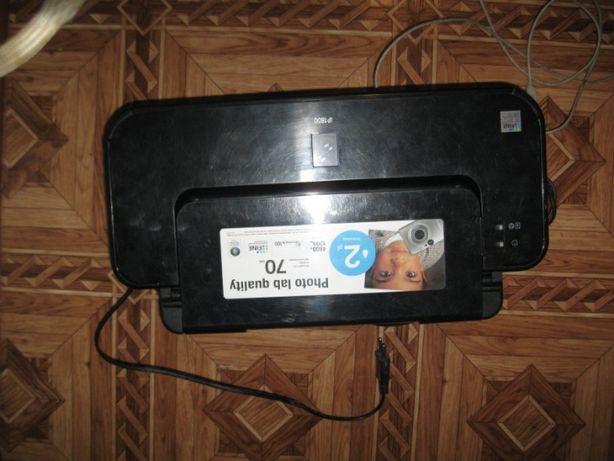 принтер Canon полу рабочий
