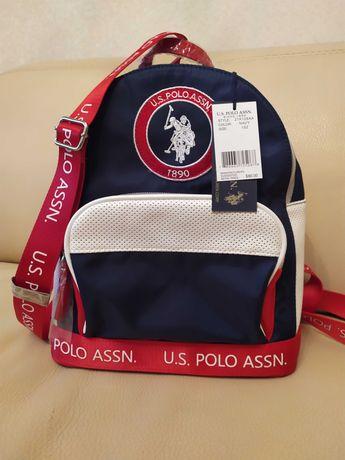 Рюкзак женский US Polo Assn